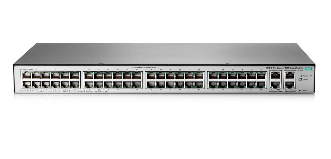 Hewlett Packard Enterprise Network Switch